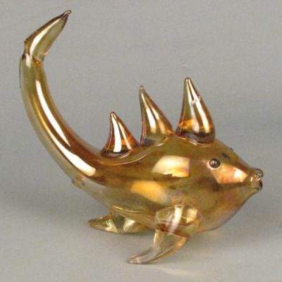 Buy smoking glass pipes manufacturers exporters for Golden fish pipe